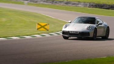 evo Trackdays 2021– 911 on track