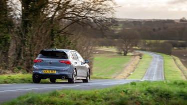 Volkswagen Golf GTI Clubsport - rear cornering