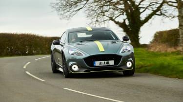 Aston Martin Rapide AMR corner 2