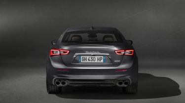 Maserati Ghibli GranLusso - rear