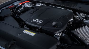 Audi A7 Sportback TDI engine