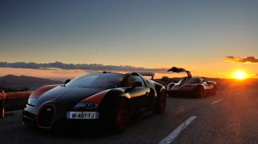 Bugatti Veyron Vitesse - static