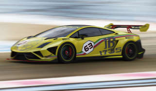 2013 Lamborghini Gallardo LP570-4 Super Trofeo