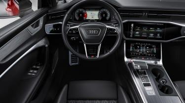 Audi S6 Avant - nose