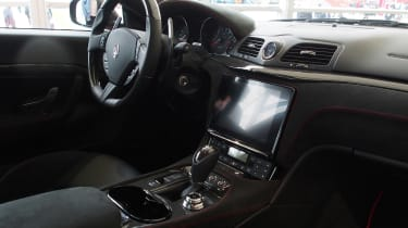 Goodwood Festival of Speed - Maserati GT interior