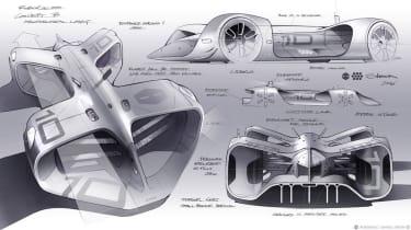 Roborace Robocar - Sketch