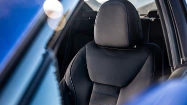 BMW 320d M Sport 2019 seat
