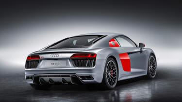 Audi R8 Audi Sport Edition - rear three quarter