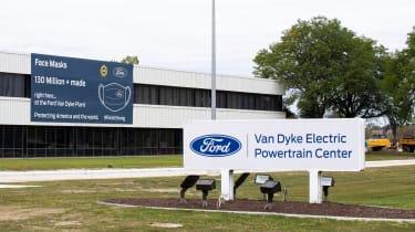 Ford sustainability EV