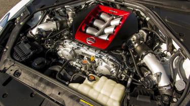 Nissan GT-R Nismo engine