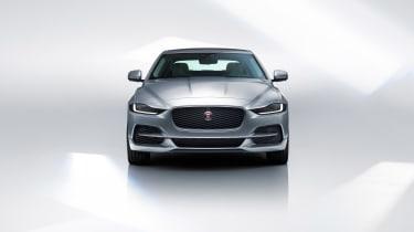 Jaguar XE facelift - nose