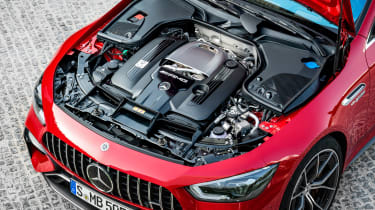 Mercedes-AMG GT63 S E Performance – engine
