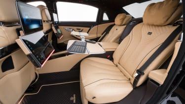 Brabus 900 – interior rear