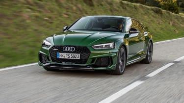 Audi RS5 - header