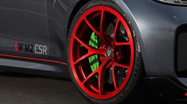 Lightweight Performance CSR - Wheels