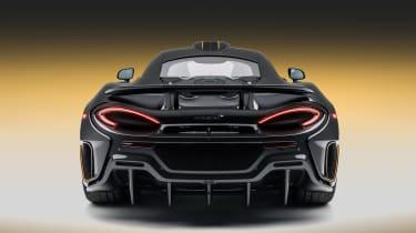 McLaren 600LT MSO - rear