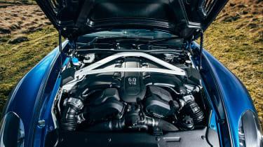 Aston Martin DB11 & Vanquish S - bay