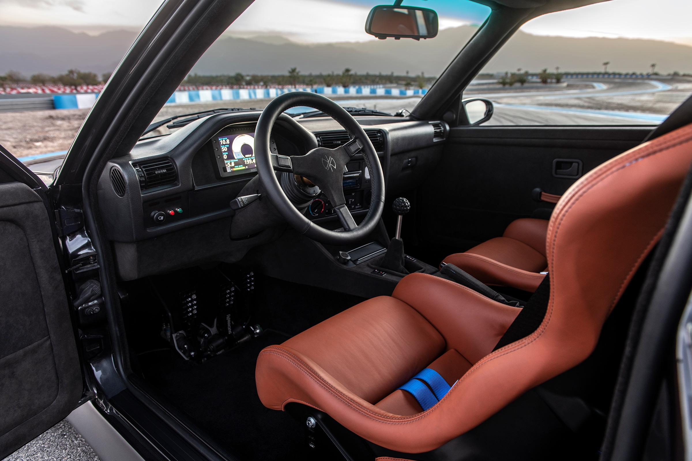 E30 Bmw M3 Enhanced By Restorer Redux Evo