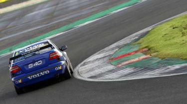 Silverstone classic - volvo