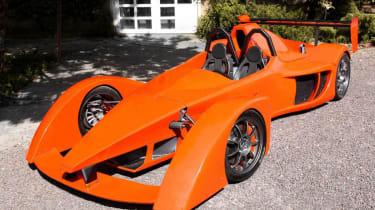 Corvette-based Innotech Aspiron revealed