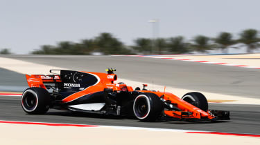 Bahrain Gran Prix 2017 - McLaren