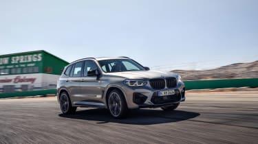 BMW X3M - front quarter