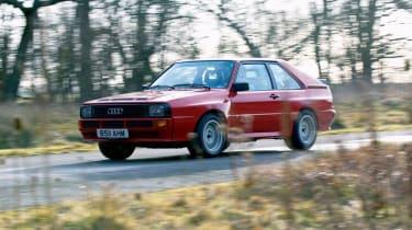 Audi Quattro - sport