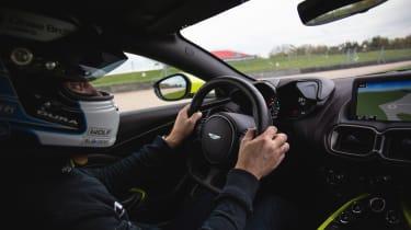 Aston Martin track experience