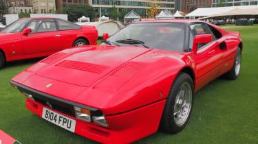 City Concours - Ferrari 288 GTO