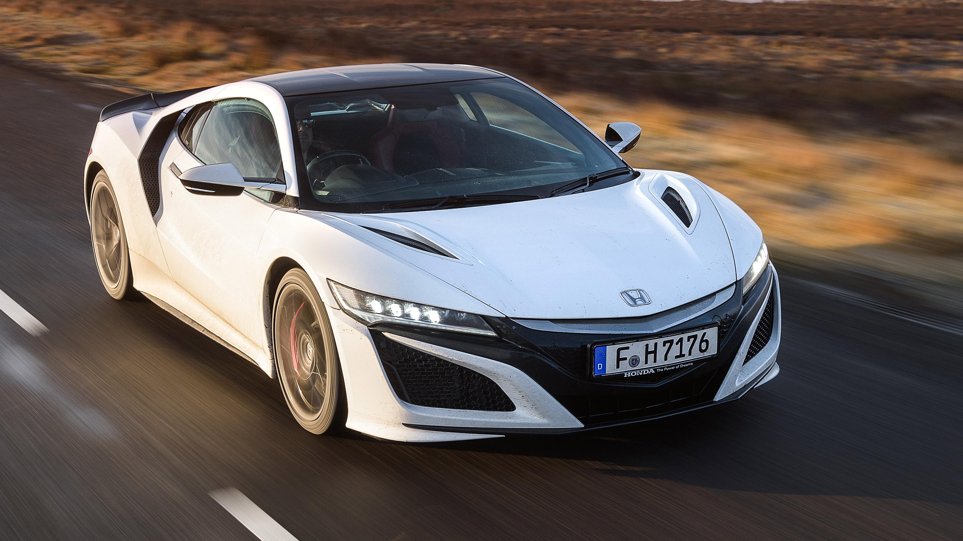 Honda Nsx Review Japan S Underrated Hybrid Supercar Evo