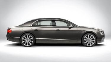 2013 Bentley Flying Spur side profile