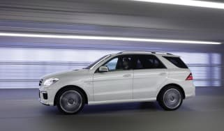 Mercedes-Benz ML63 UK prices