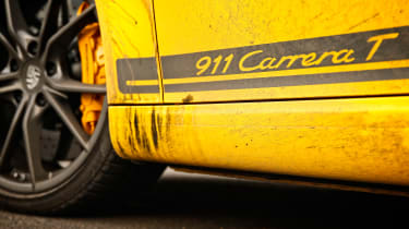 Porsche 911 Carrera T – Carrera T side decal