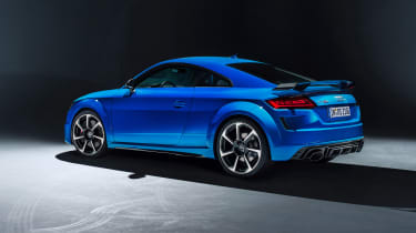 Audi TT RS facelift 2019