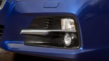 Subaru Levorg auxiliary lights