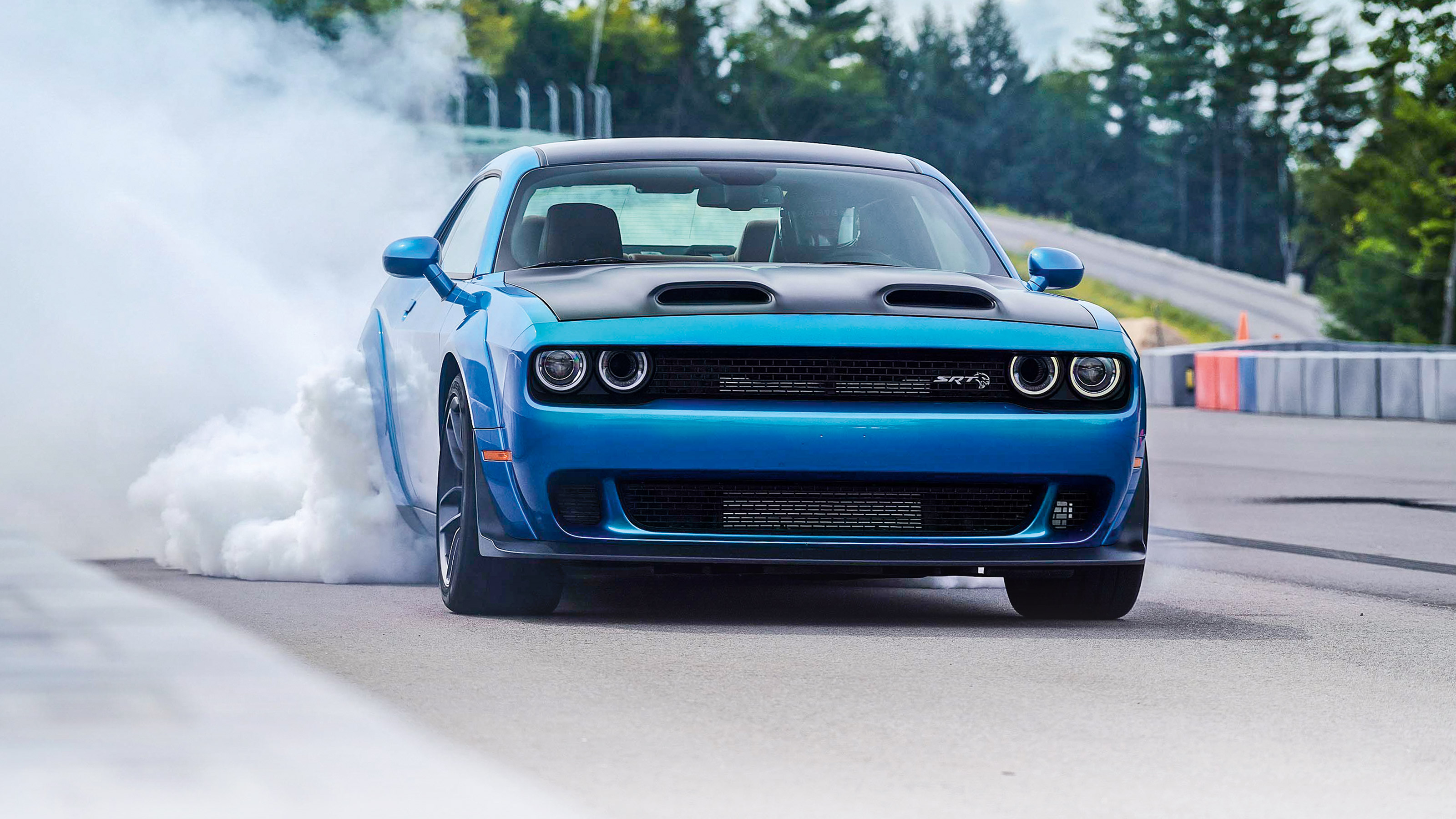 Dodge Challenger Srt Hellcat Redeye Review Evo