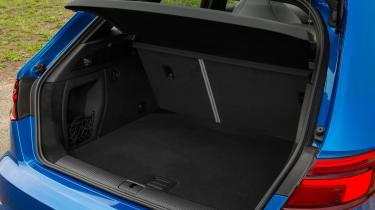 Audi RS3 Sportback - boot