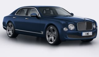 Limited edition Bentley Mulsanne marks 95th Anniversary