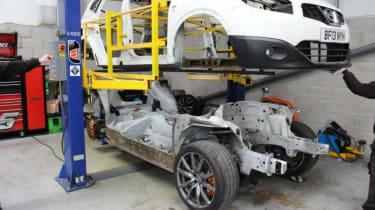 Nissan Qashqai R gets GT-R drivetrain and chassis