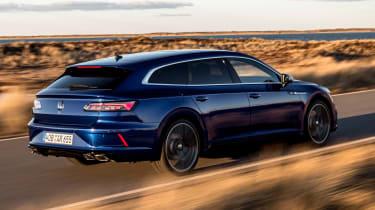 Volkswagen Arteon R and Shooting Brake