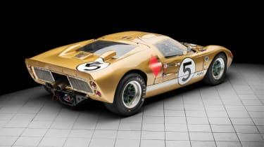 Ford GT40 – rear quarter