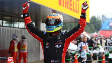 Dean Stoneman GP3 win