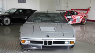 BMW M1 – front