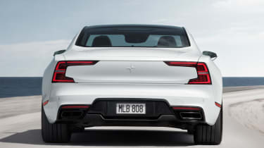 Polestar 1 prototype rear