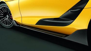 Toyota Supra TRD parts