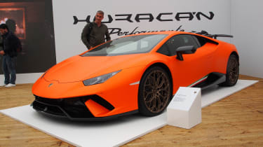 Goodwood Festival of Speed - Lamborghini Huracan Performante