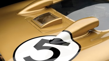 Ford GT40 – topside