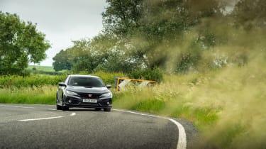 Honda Civic Type R Sport Line – front