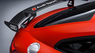 Audi performance parts -