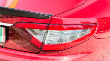 Maserati GranTurismo - rear light
